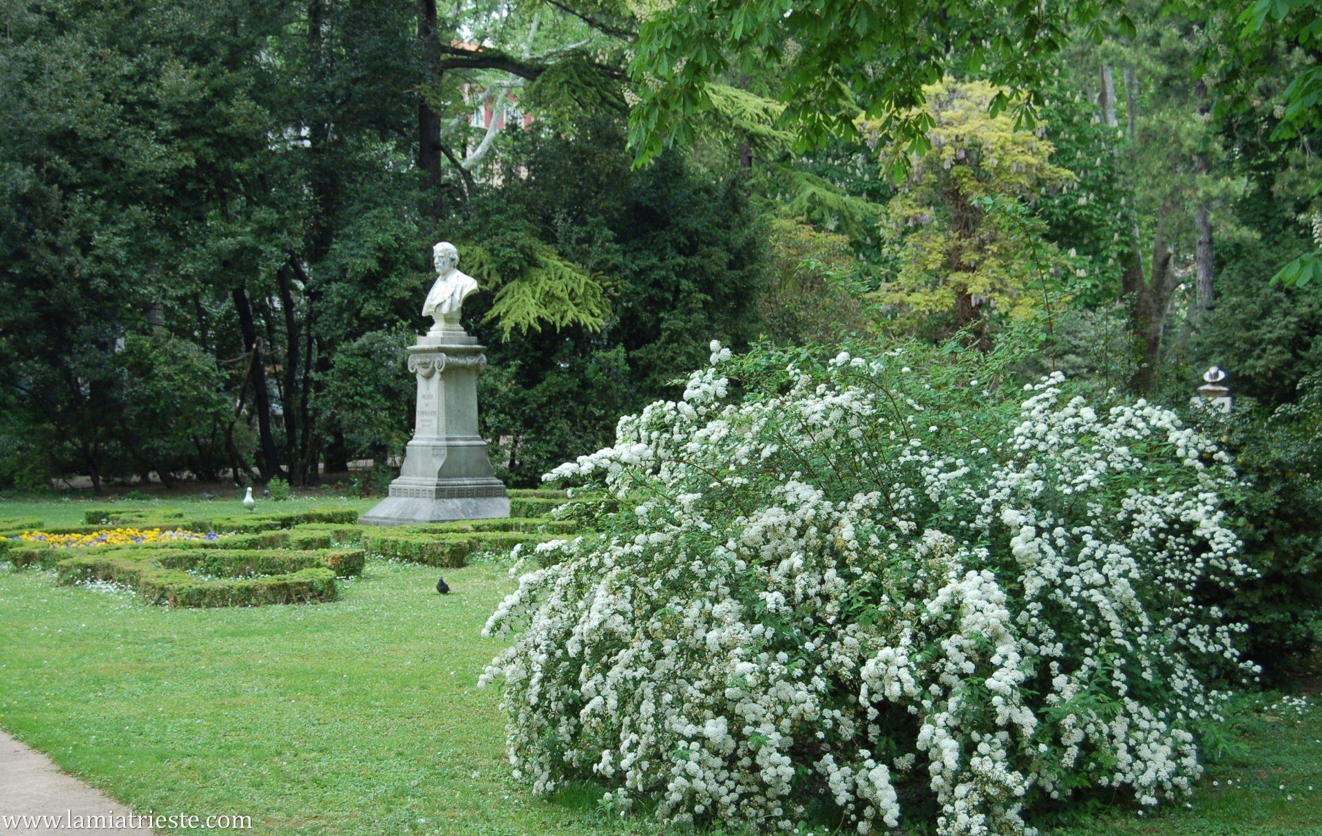 Il Giardino Pubblico Ii Parte La Mia Trieste